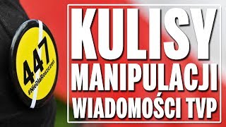 Manipulacja TVP - Marsz STOP 447 marszem PiS?