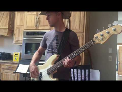 Lemmy's Bass in the Kitchen with Dishwalla & Producer Sylvia Massy