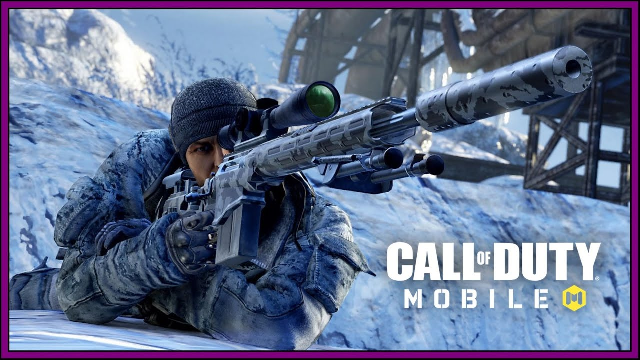 Call Of Duty Mobile #1 | Sniper Gameplay! | Gameplay/Android (PT-BR 720p)