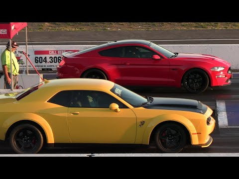 dodge-or-ford-?---drag-racing,demon,shelby-gt500,gt350,scat-pack,mustang-gt