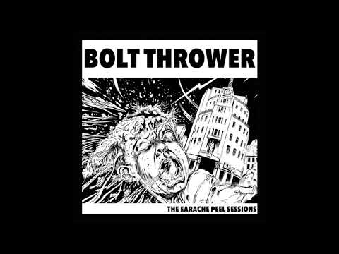 Bolt Thrower - In Battle There is No Law (Peel Session) (Official Audio) mp3