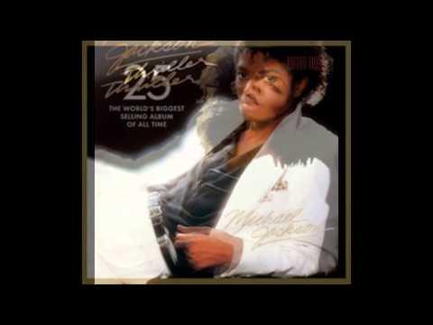 Thriller Album Cover (3D)