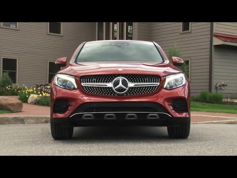 2017 Mercedes-Benz GLC Coupe - Full Review