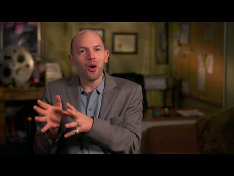 "THE DISASTER ARTIST ""Raphael"" Official Interview - Paul Scheer"
