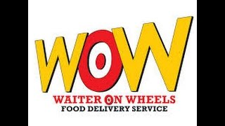 WOW food delivery Pattaya