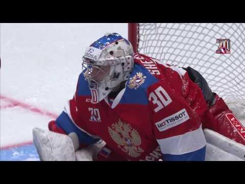 Сборная России обыграла Финляндию в первом матче Шведских игр