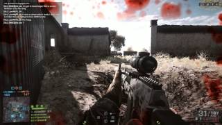 Battlefield 4 PC gameplay (Nividia GTX 760, AMD A10 6800K)