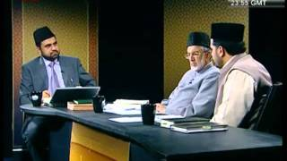 Definition of the word الساعة in Sura Zukhruf-persented by khalid Qadiani.flv