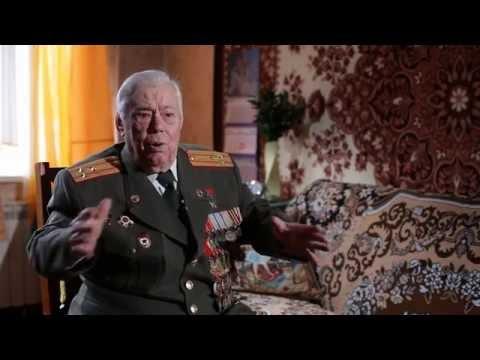 Интервью Героя Советского Союза Григорьева Н.М. - видеоинтервью с ветераном ВОв