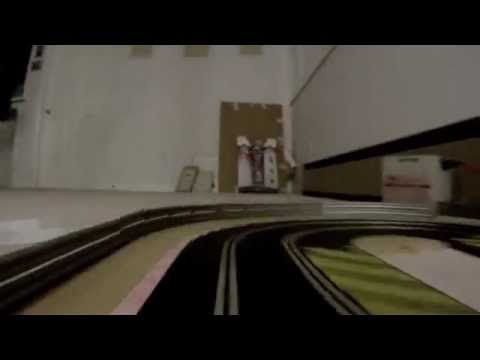 scalextric digital review ★ amazing onboard camera ★