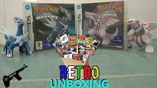 Vídeo Pokémon Diamante Brillante / Perla Reluciente