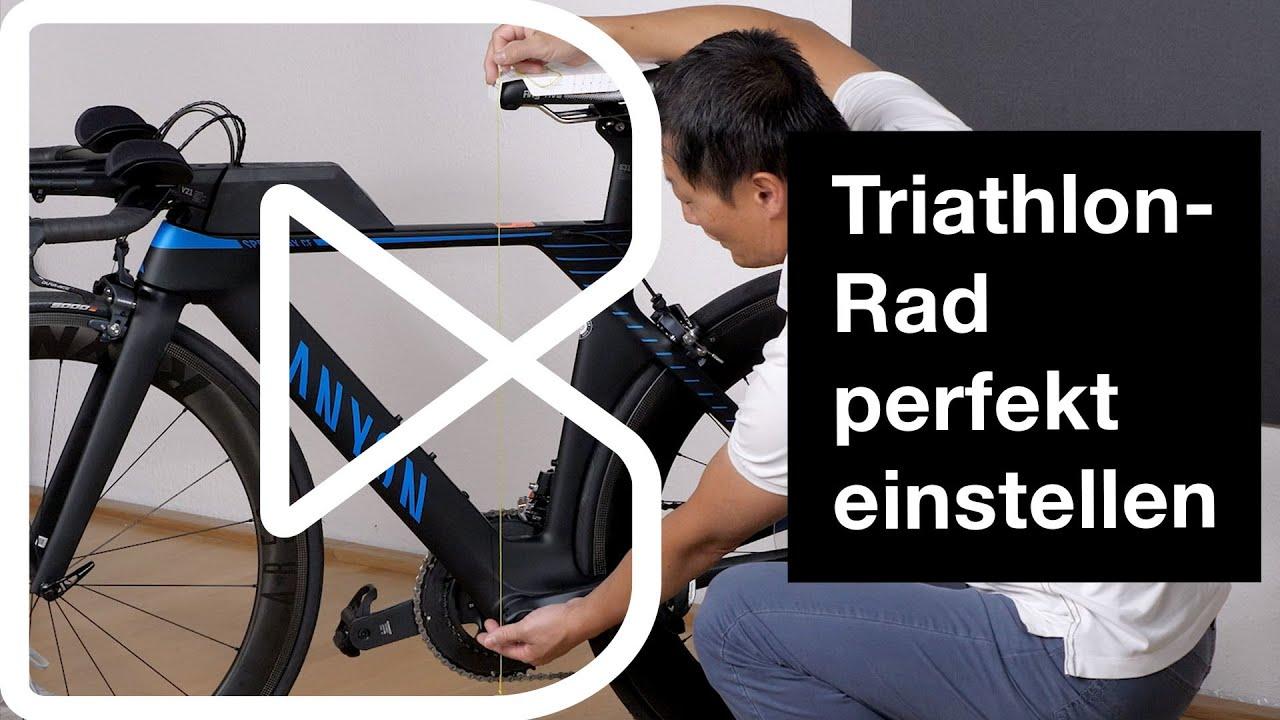#44 Triathlon-Rad perfekt einstellen: Die Fitting Box macht's dir leicht