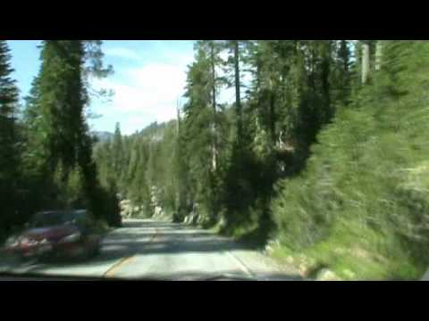 Amazing West American Roadtrip - De Lone Pine à Yosemite (day 4)
