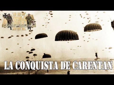 """[arma-3](ifa3-mod-ww2)-""""misiÓn-recomendada""""-la-conquista-de-carentan---gameplay-en-español-[1080p-]"""