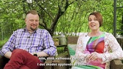 Satu ja Miika tulivat vanhemmiksi adoption kautta