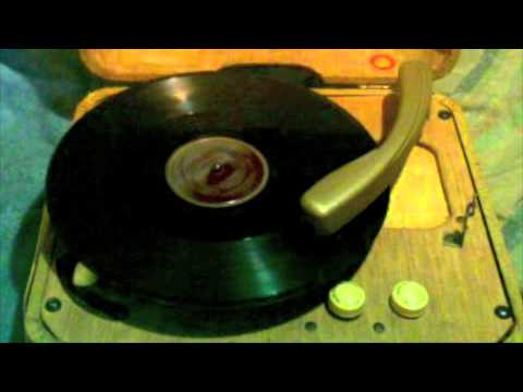 Gene Allison - You Can Make It If You Try 78 rpm!