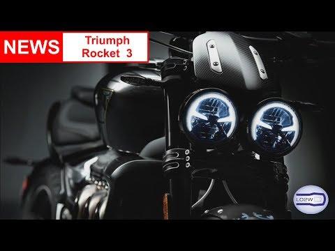 New Triumph Rocket  TFC Сoncept
