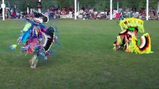 Potawatomi Pow Wow 2010  Fancy Dance  special Part 2 Final P