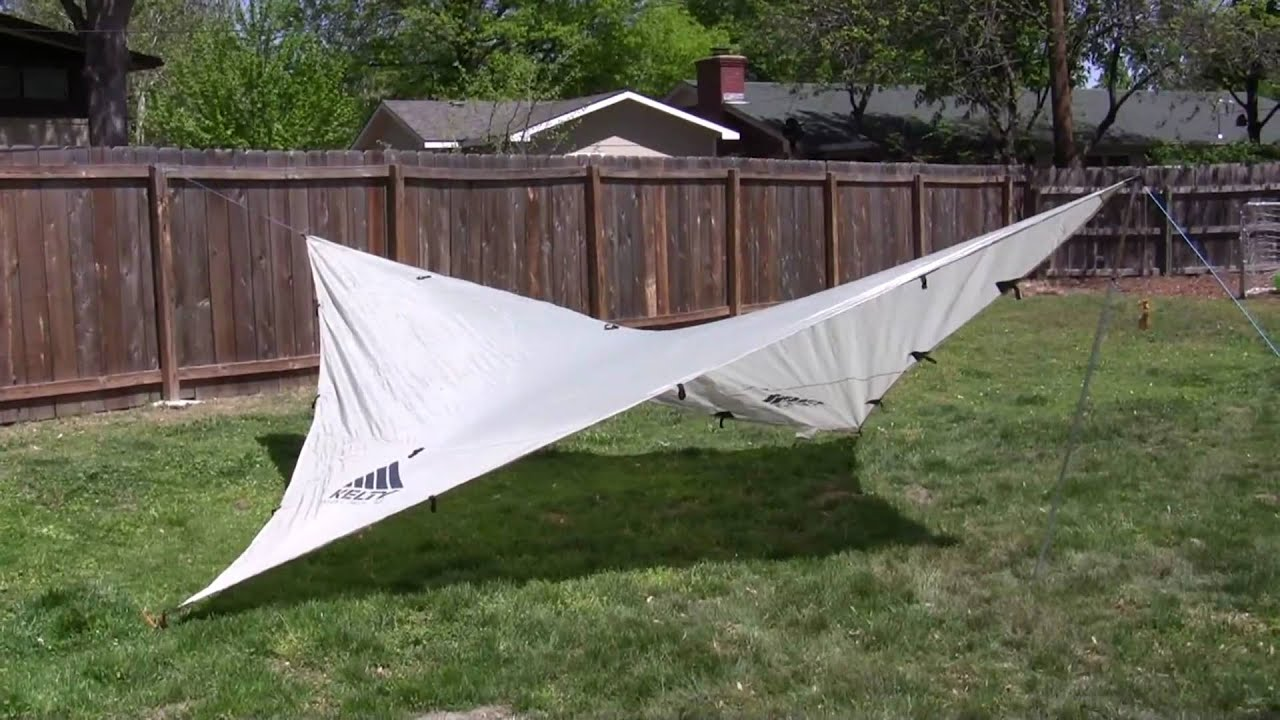 how to make an insulated tarp