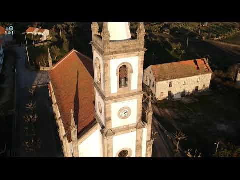 Igreja Matriz Vila Nova de Tazem - Dji Spark