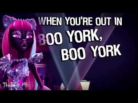 Boo York, Boo York Karaoke Music Video 2015
