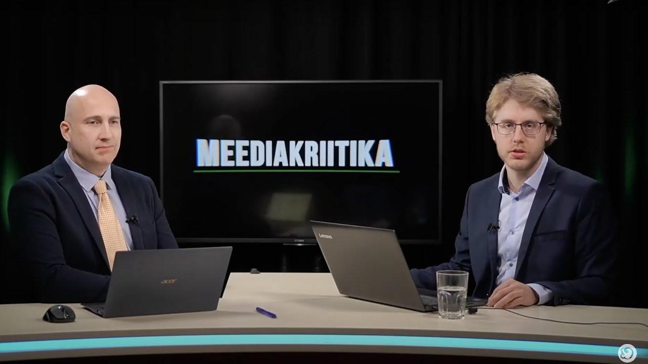 Meediakriitika: Kallase demagoogiast ja avaliku debati tapmisest