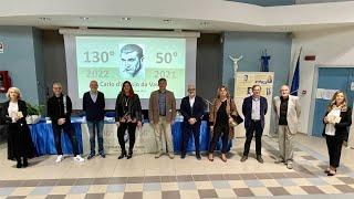 50° e 130° di Carlo d'Aloisio da Vasto: la presentazione delle iniziative al Liceo Artistico vastese