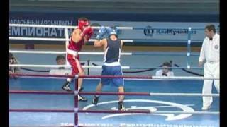 Данияр Елеусинов vs Алмазбек Алибеков 64кг.avi