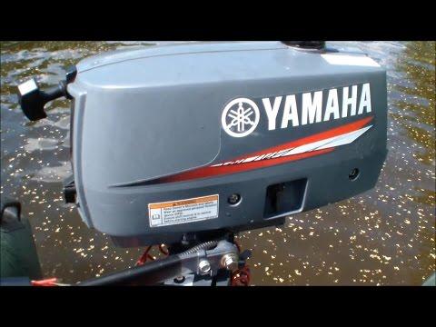 Лодочный мотор ямаха 2 л. с.   yamaha 2CMHS. Мотор легенда!!!