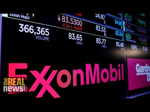 Exxon Tells Investors Not to Worry About Climate Change, But Should They?