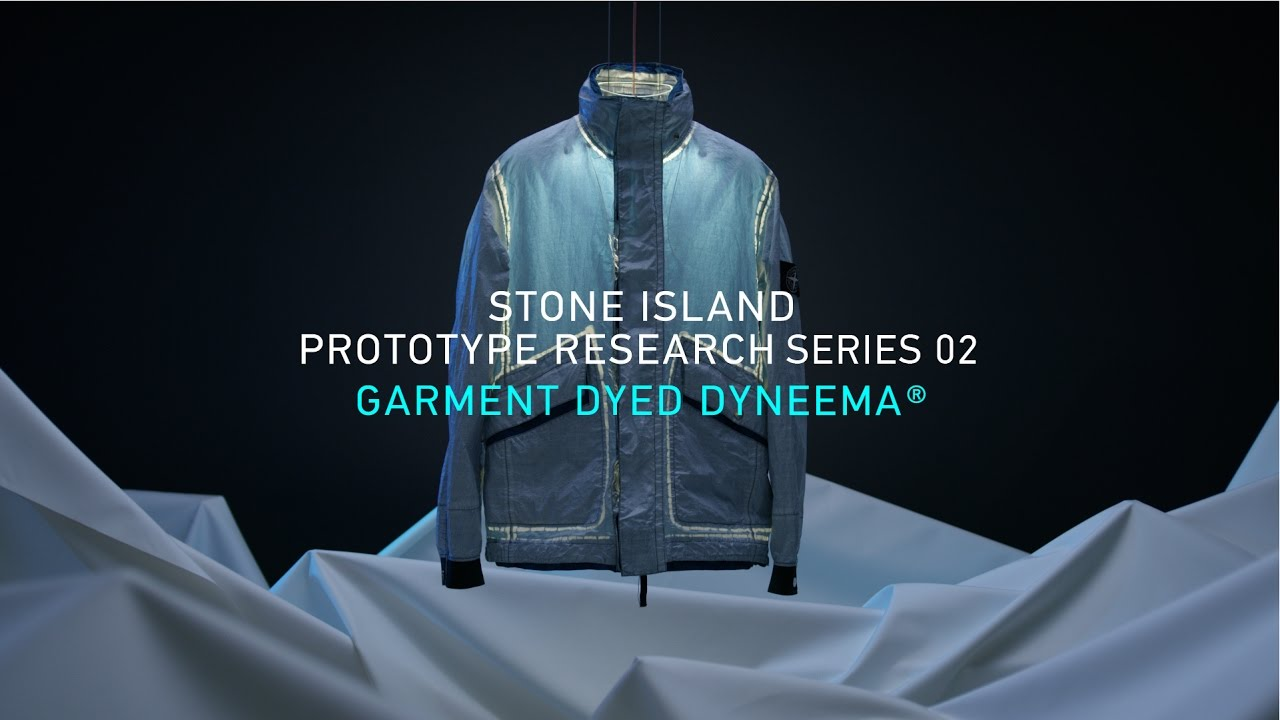 Stone Island AI 2017 L'Officiel