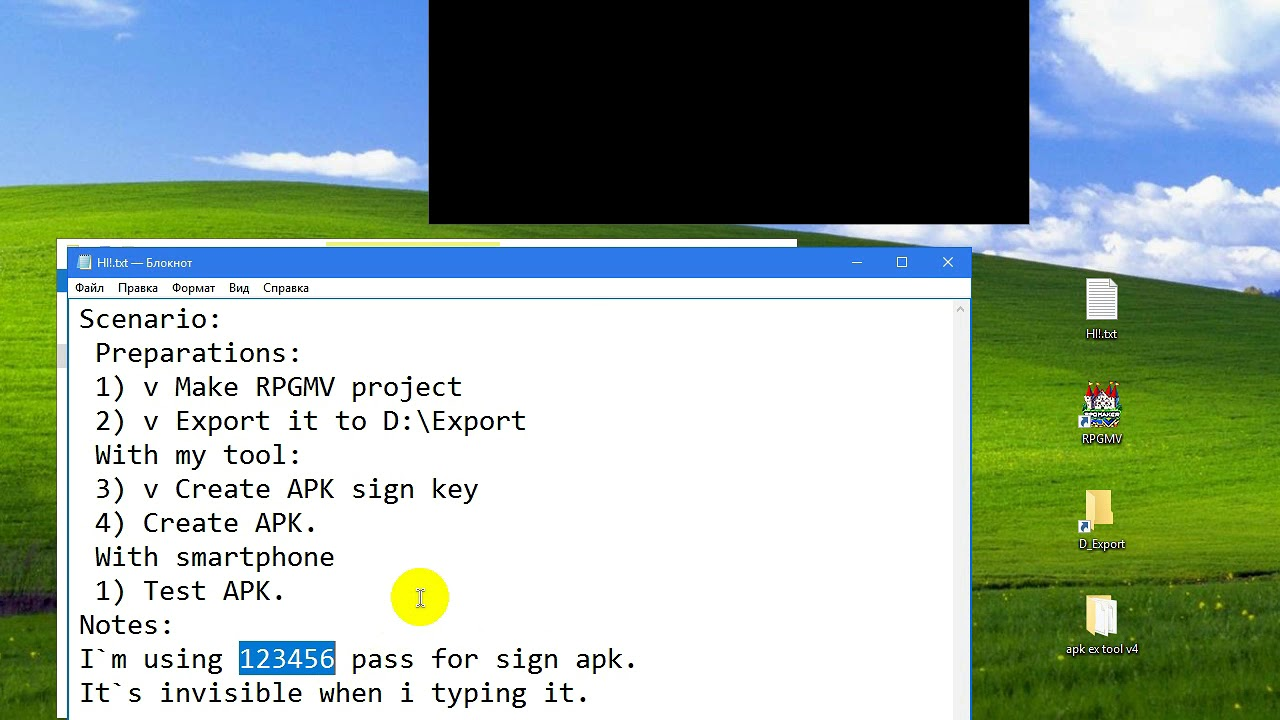 RPG Maker MV to Android exporter tool by MBTY | RPG Maker Forums