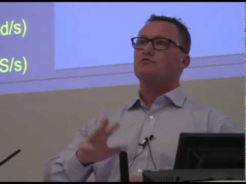 Public Lecture Series: 'Can we really impact on performance?' Professor Gareth Irwin