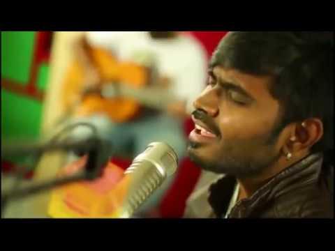 Nene Nani Ne (Eega) Singer Deepu With Radio Mirchi    Radio Mirchi Telugu Singer Deepu