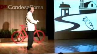 TEDxCondesaRoma - Raúl de Villafranca - De Ciudades Esquizofrénicas a Ciudades Ecológicas