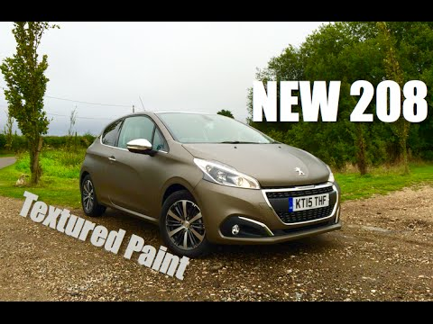 2015 Peugeot 208 Review Inside Lane