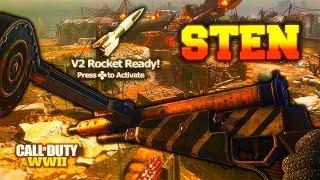 Fusée V2 avec toutes les armes : STEN #8