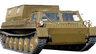 #1884. ГАЗ 34039 Ирбис [Супер тачки]