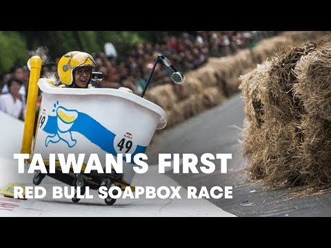 Red Bull Soapbox Race 2013 | Taiwan from YouTube · Duration:  4 minutes 39 seconds