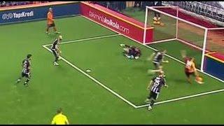 Mustafa Kocabey'in Golü | 4 Büyükler Salon Turnuvası | Beşiktaş 5 - Galatasaray 4 | (06.01.2016)