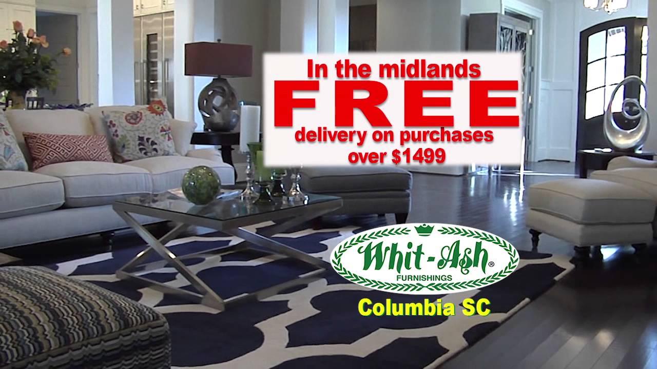 Whit Ash Columbus Day Sale