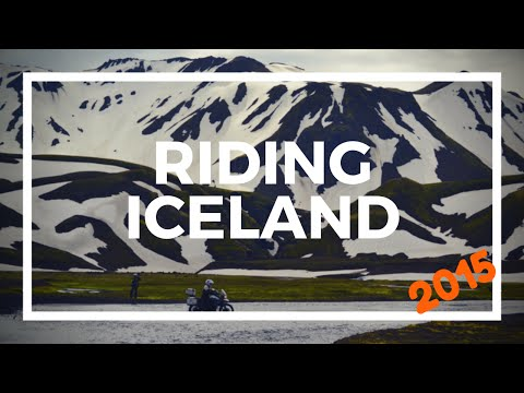 Motorcycle Tour Iceland 2015