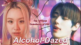 10 Best Kpop Comebacks of 2021 /yet/