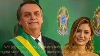 Ninguém derruba o mito Bolsonaro