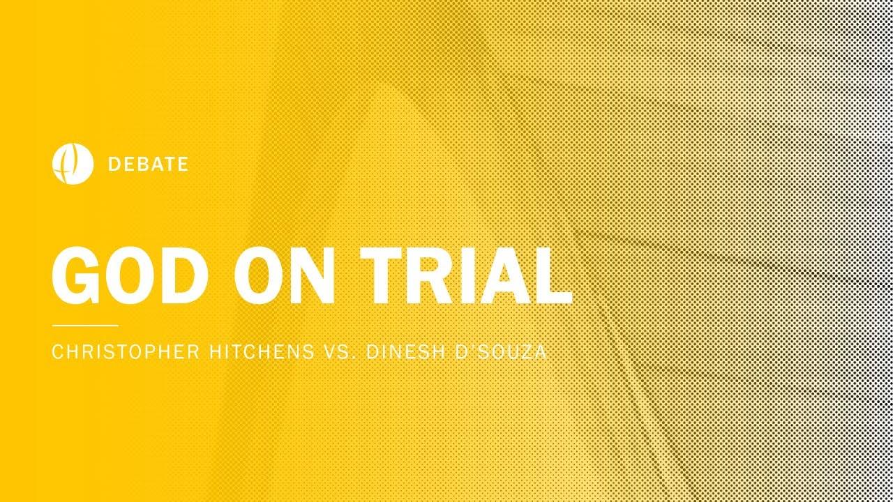 Download Christopher Hitchens vs Dinesh D'Souza | God on Trial Debate