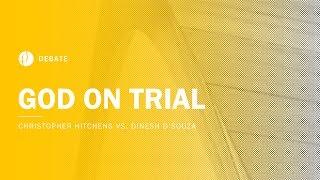 Christopher Hitchens vs Dinesh D'Souza | God on Trial Debate