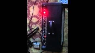 My Fender Deluxe...HELP!