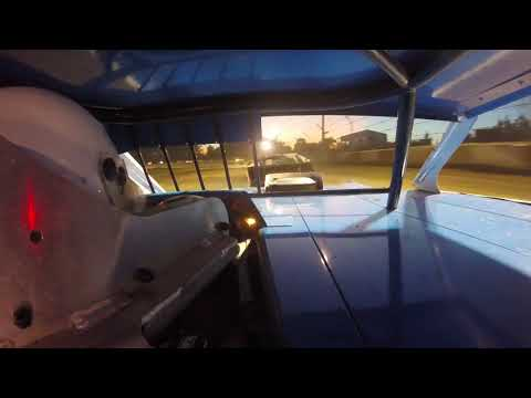 In car camera UMP modified Montpelier motor speedway