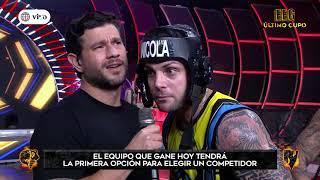 Nicola Porcella y Rafael Cardozo tuvieron fuerte discusión en vivo