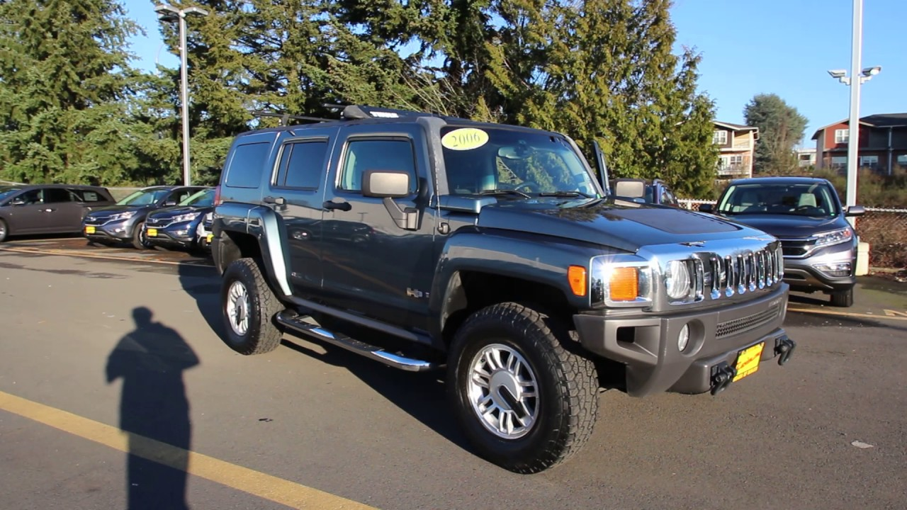 2006 hummer h3 slate blue metallic 68167256 seattle renton 2006 hummer h3 slate blue metallic 68167256 seattle renton vanachro Image collections